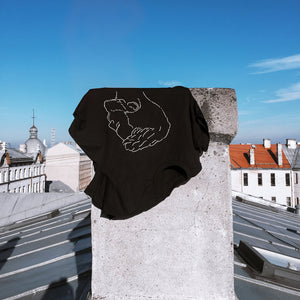 Beardlover T-Shirt black - wanabeme