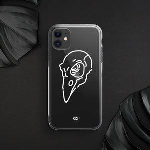 Death of Wildlife. The Bird iPhone case