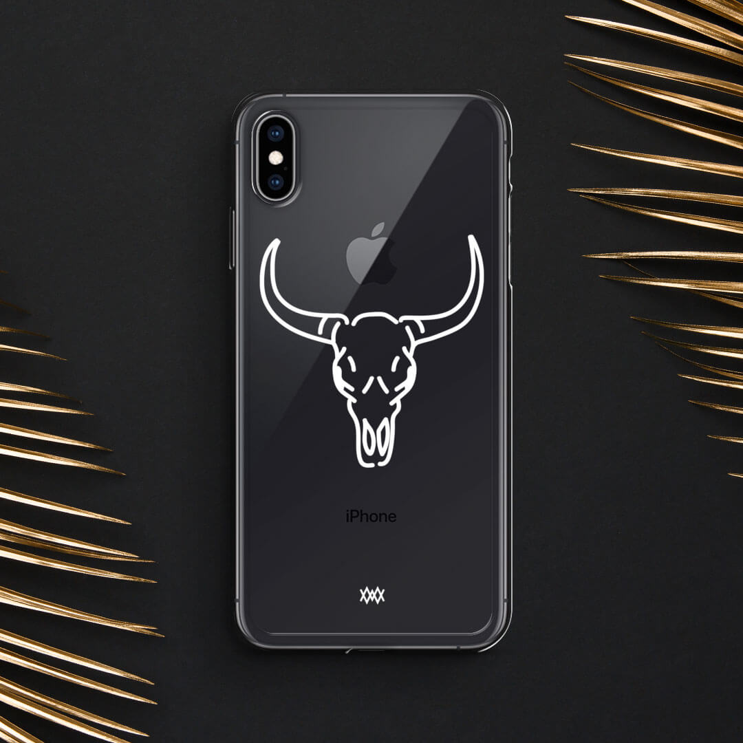 Death of Wildlife. The Bull iPhone case