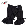 Botosei MaM SoftShell Winter Booties pt babywearing - Black/Rock Grey-MaM-HipHip.ro