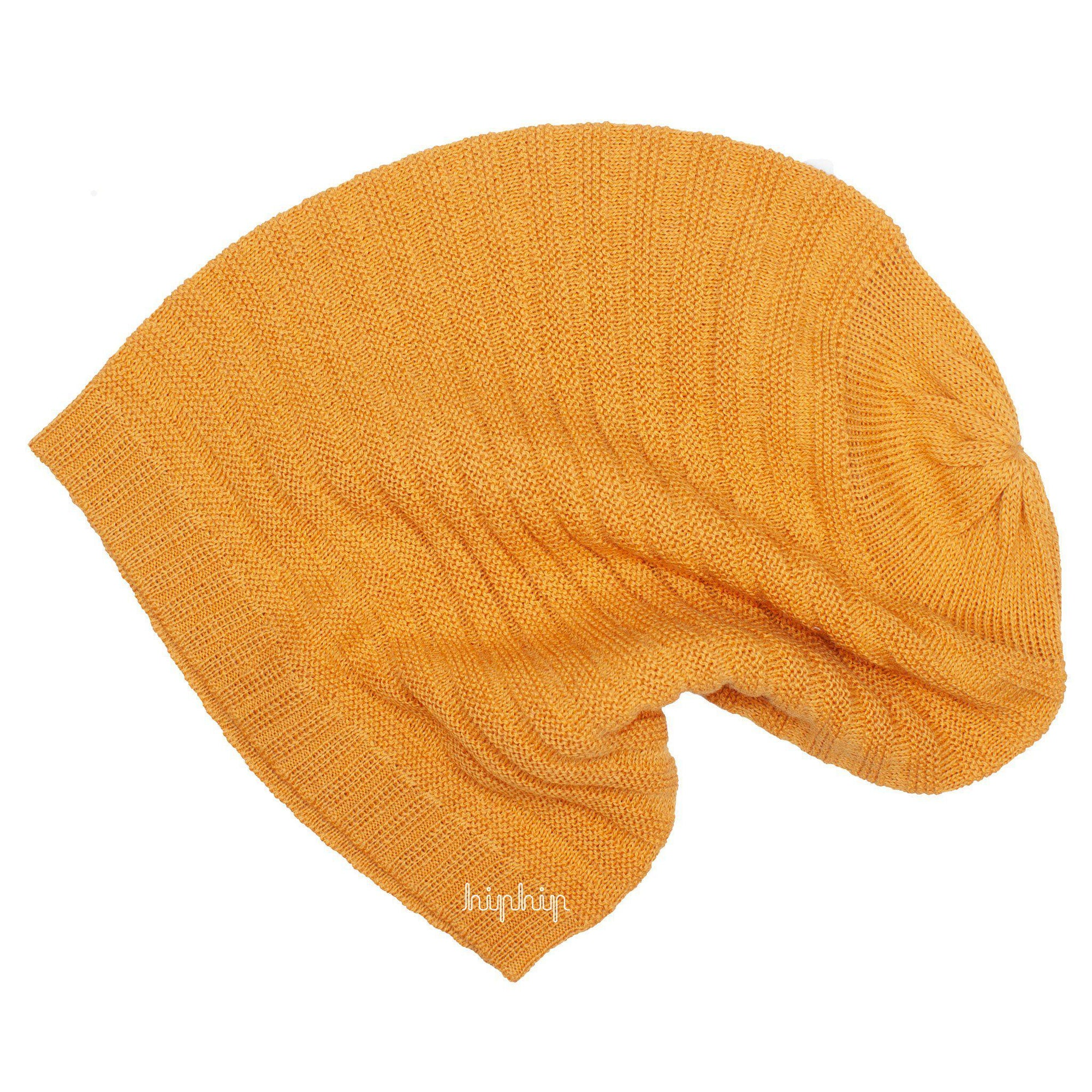 Caciula adulti De Colores baby alpaca - Corn Yellow-De Colores-HipHip.ro