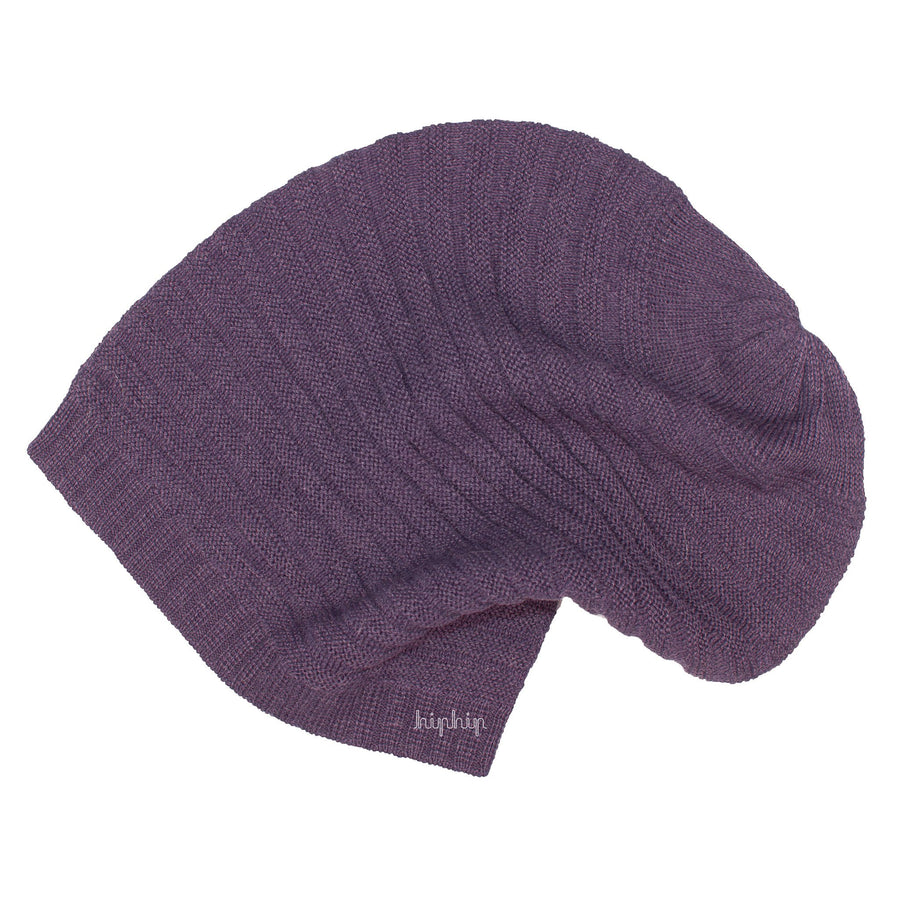 Caciula adulti De Colores baby alpaca - Purple-De Colores-HipHip.ro