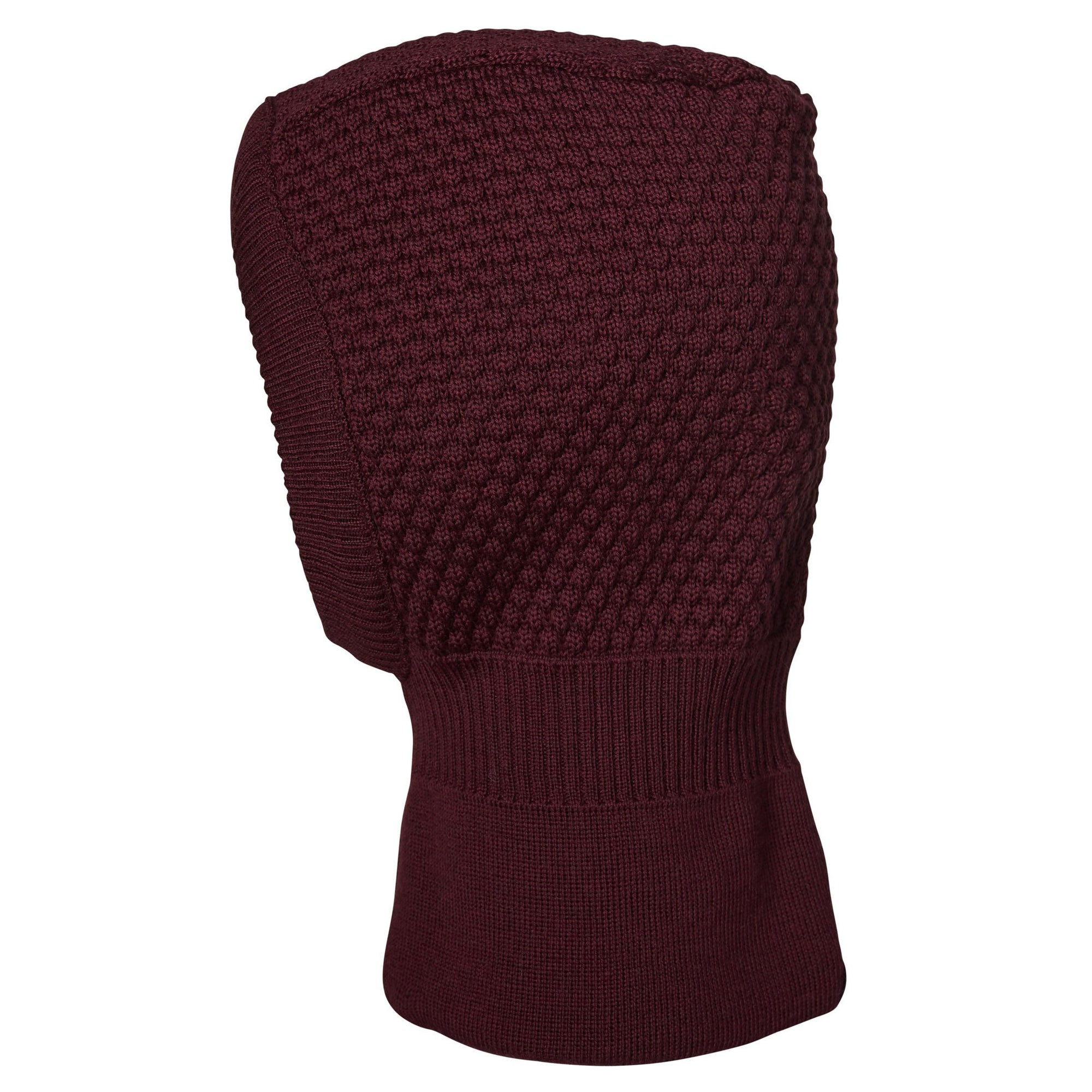 Cagula mp Denmark dublata, windstopper lână merinos - Oslo Wine Red-mp Denmark-HipHip.ro