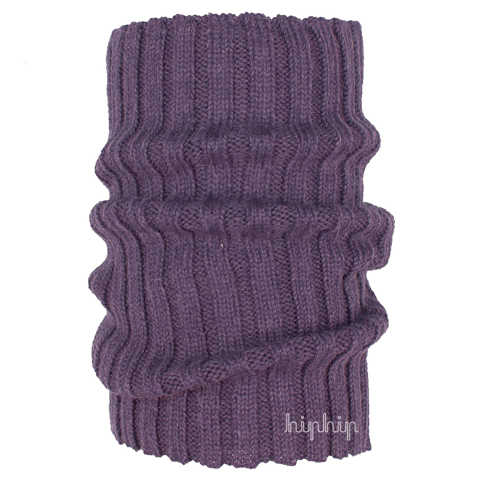 Fular (buff) De Colores baby alpaca - Purple-De Colores-HipHip.ro