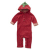 Jumpsuit Oeuf baby alpaca - Strawberry-Oeuf-HipHip.ro