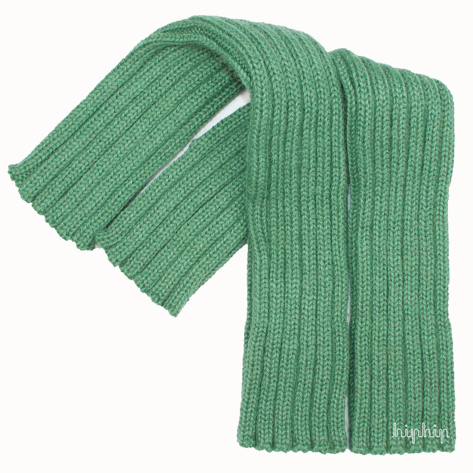 Mansete femei De Colores baby alpaca - Apple Green-De Colores-HipHip.ro
