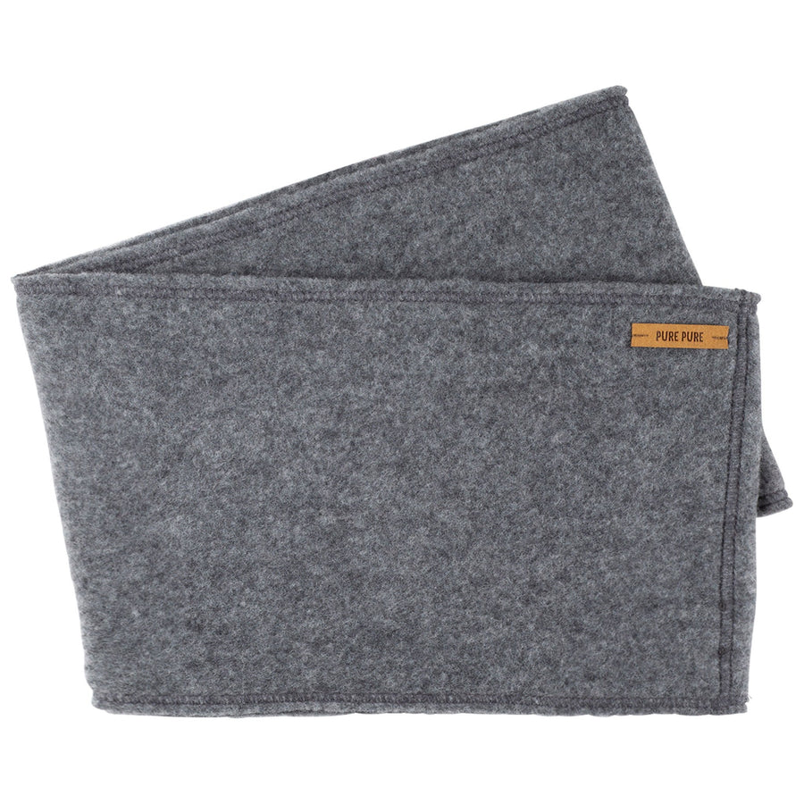 Neckwarmer (buff) Pure Pure fleece lână organica - Slate Blue-Pure Pure-HipHip.ro