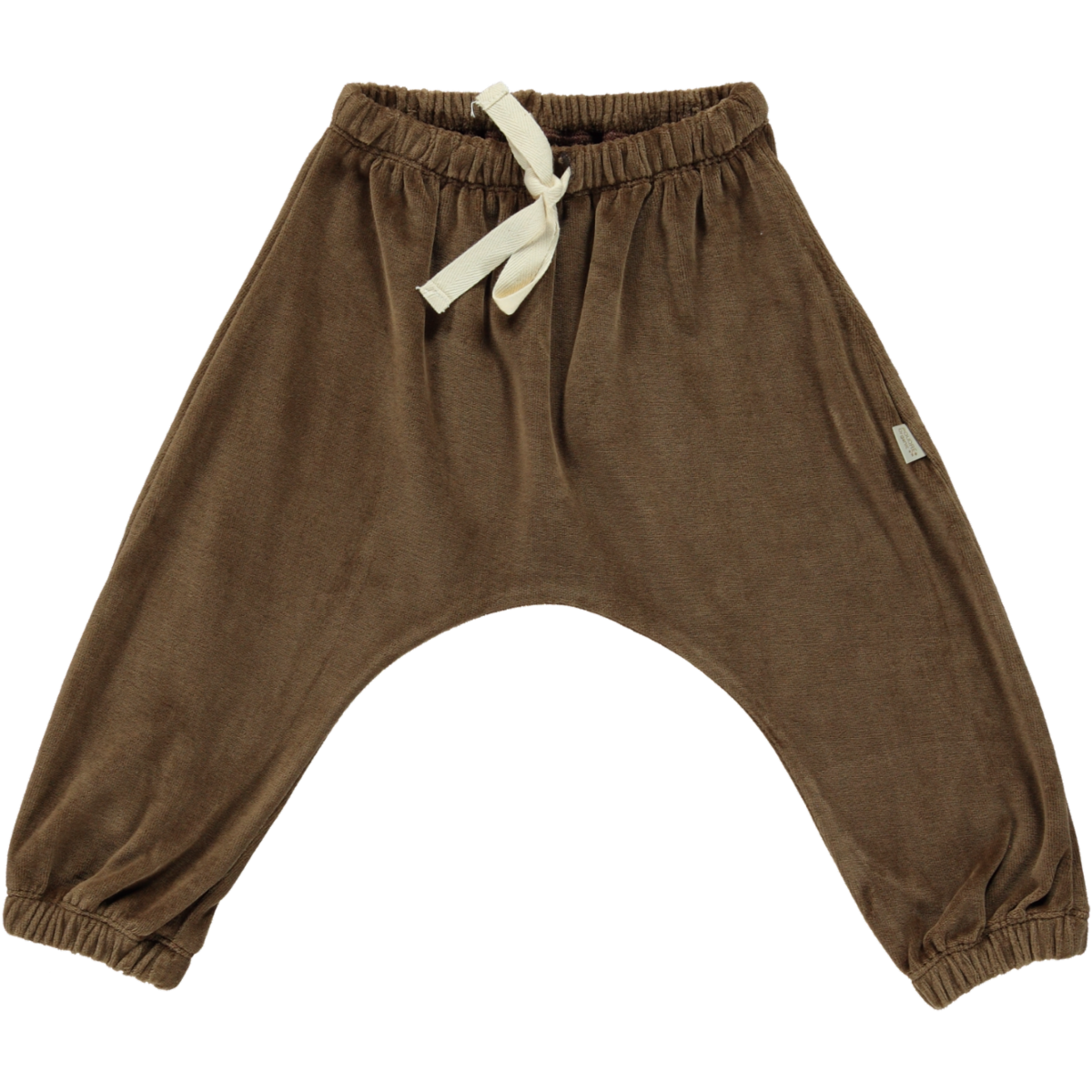 Pantaloni Poudre Organic din bumbac - Cannelle Carafe-Poudre Organic-HipHip.ro