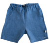 Pantaloni scurti Pure Pure in - Storm Blue-Pure Pure-HipHip.ro