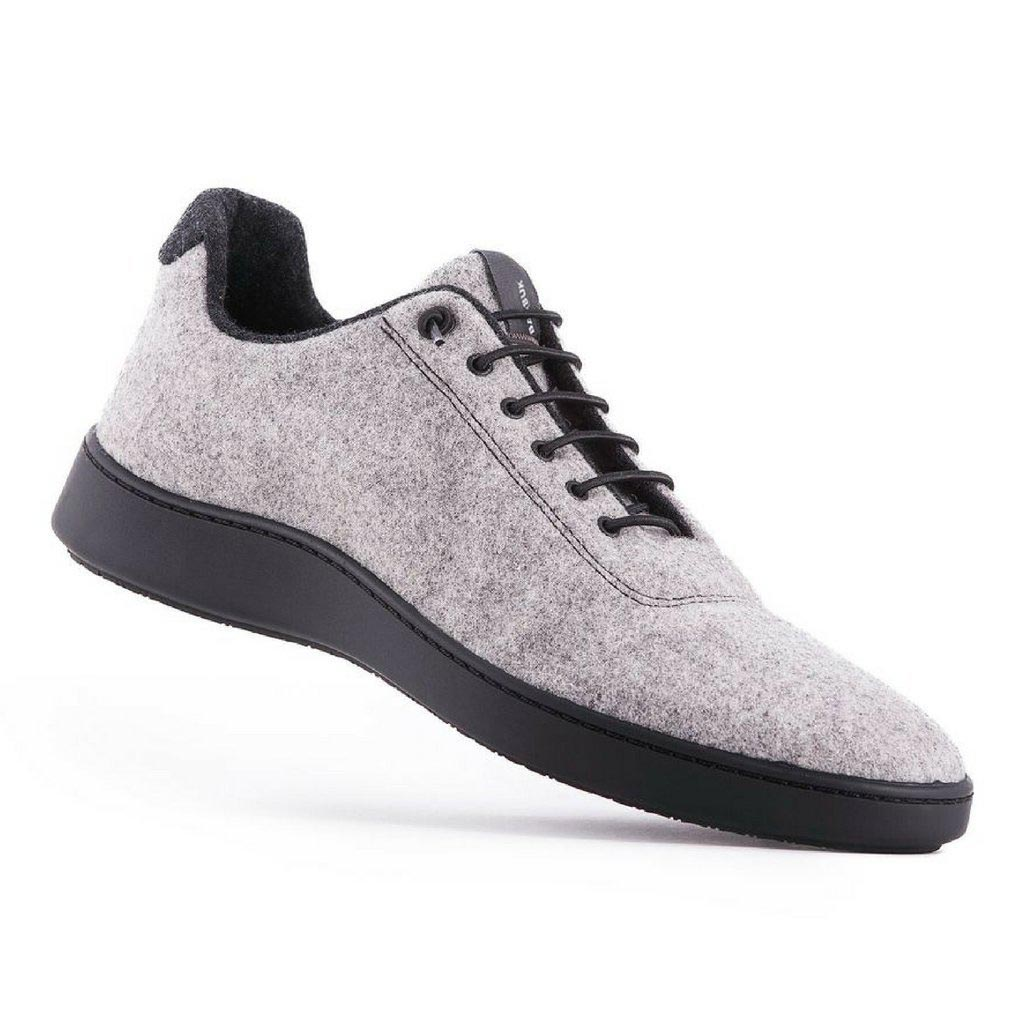 Sneakers Urban Wooler Baabuk lână - Light Grey-Baabuk-HipHip.ro