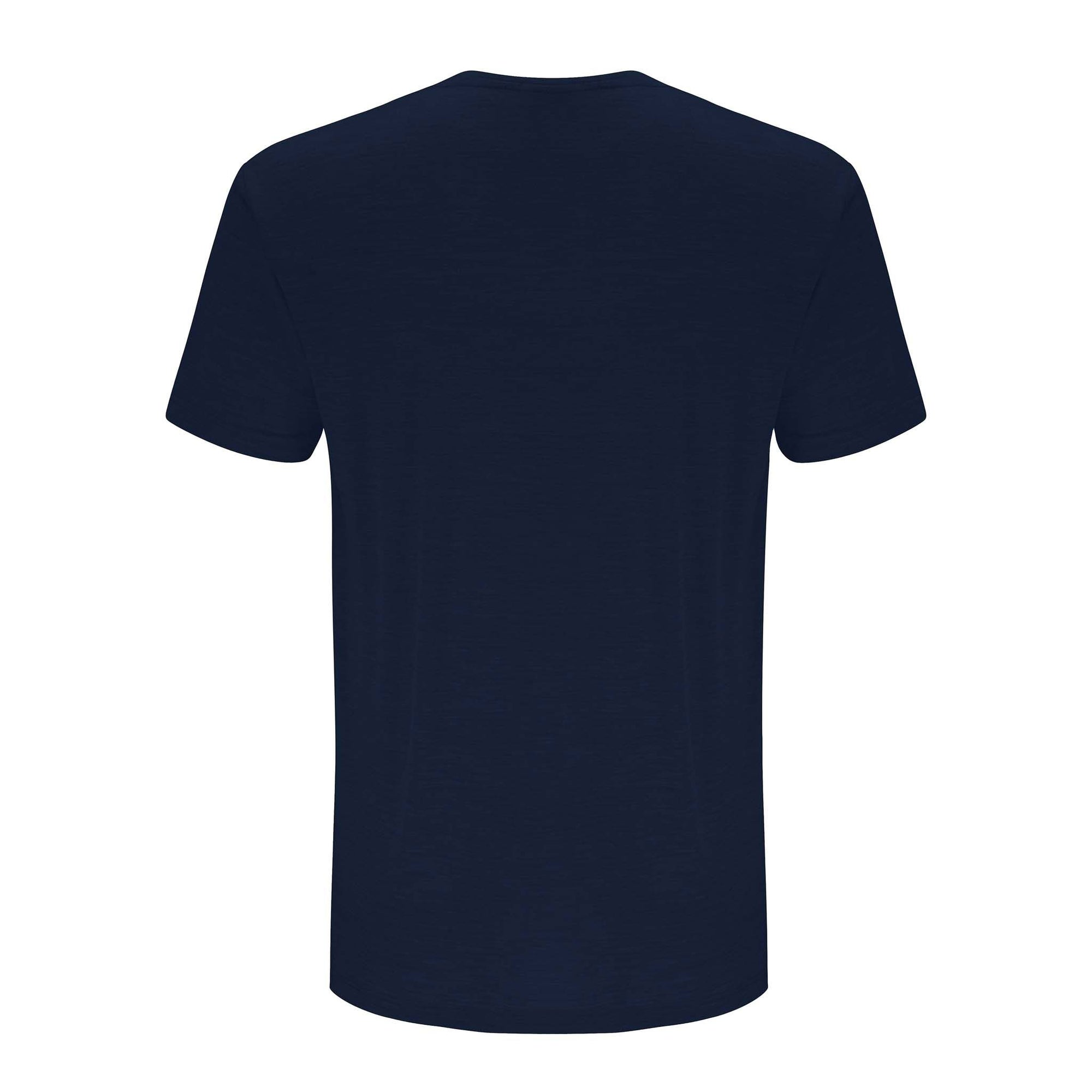 Tricou barbati We Norwegians lână merinos - BaseOne Navy Blue-We Norwegians-HipHip.ro