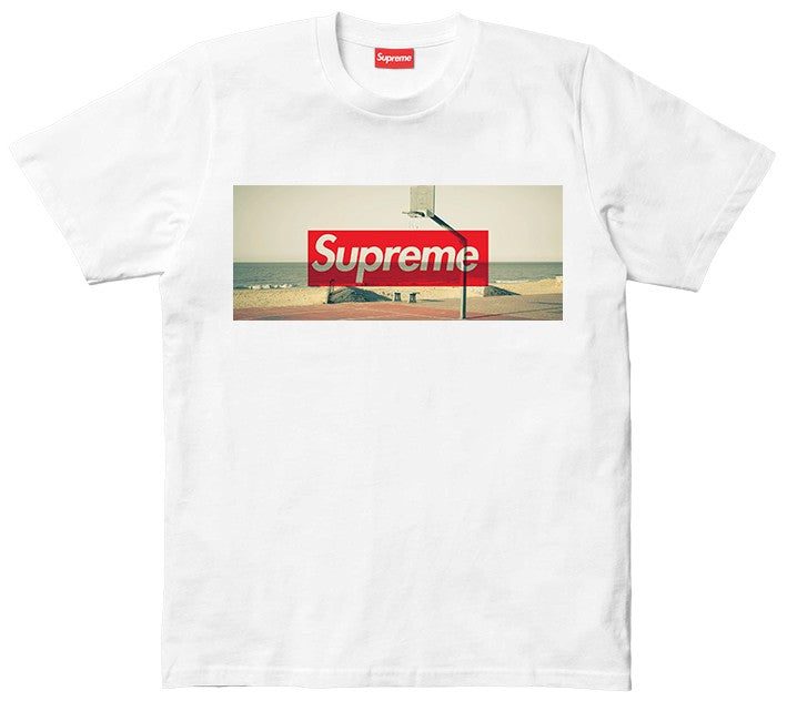 CAMISETA SUPREME BASKET