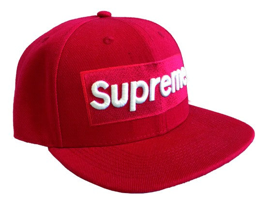 Supreme Spain – Gorra Logo 3D