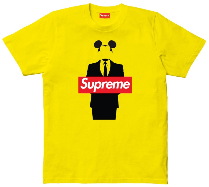 CAMISETA SUPREME NIÑO BOSS