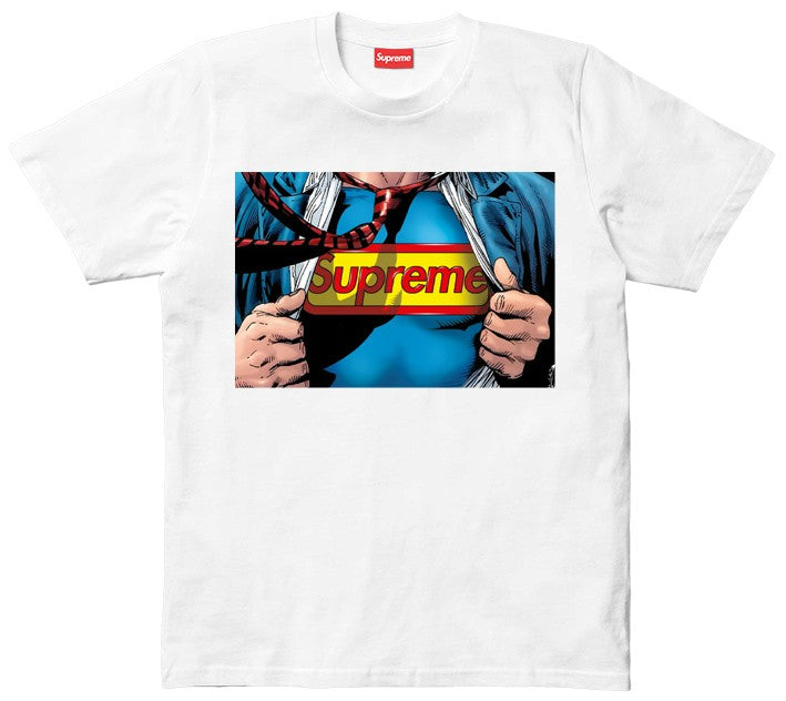 T-SHIRT SUPREME HEROES