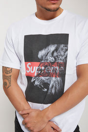 Supreme Spain – T-Shirt Lion