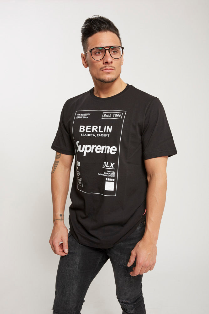 Supreme Spain – T-Shirt Berlin