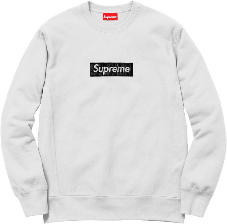 Supreme Spain – Sudadera Logo Bordado