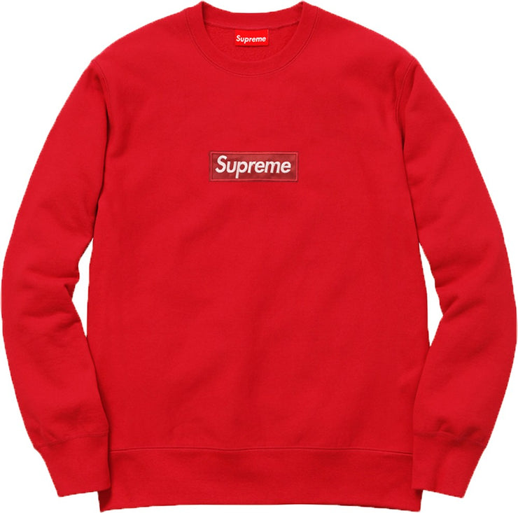 Supreme Kids – Sudadera Con Logotipo Bordado