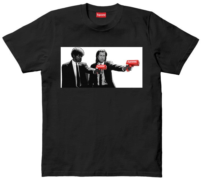 T-SHIRT CAMISETA SUPREME MONEYGUN