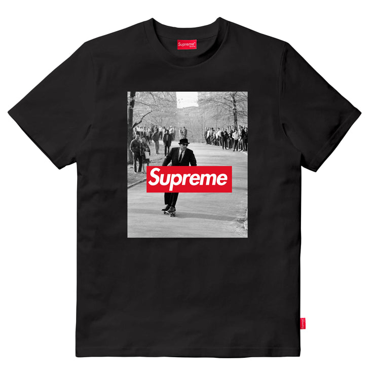 Supreme Spain - T-Shirt Skate With Style - COLECCIÓN SS19