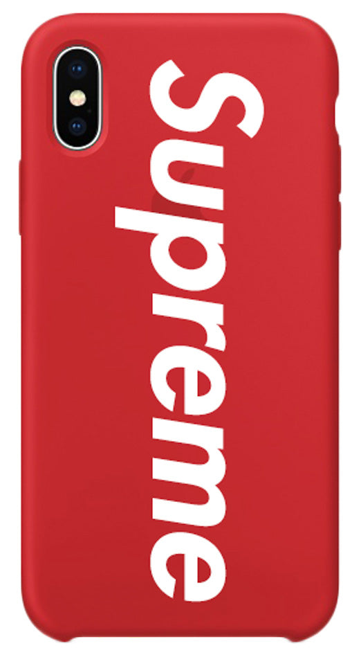 Supreme Spain – Cover Luxury I-Phone X