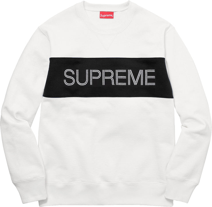 Supreme Spain – Sudadera Logo Bordado 3D