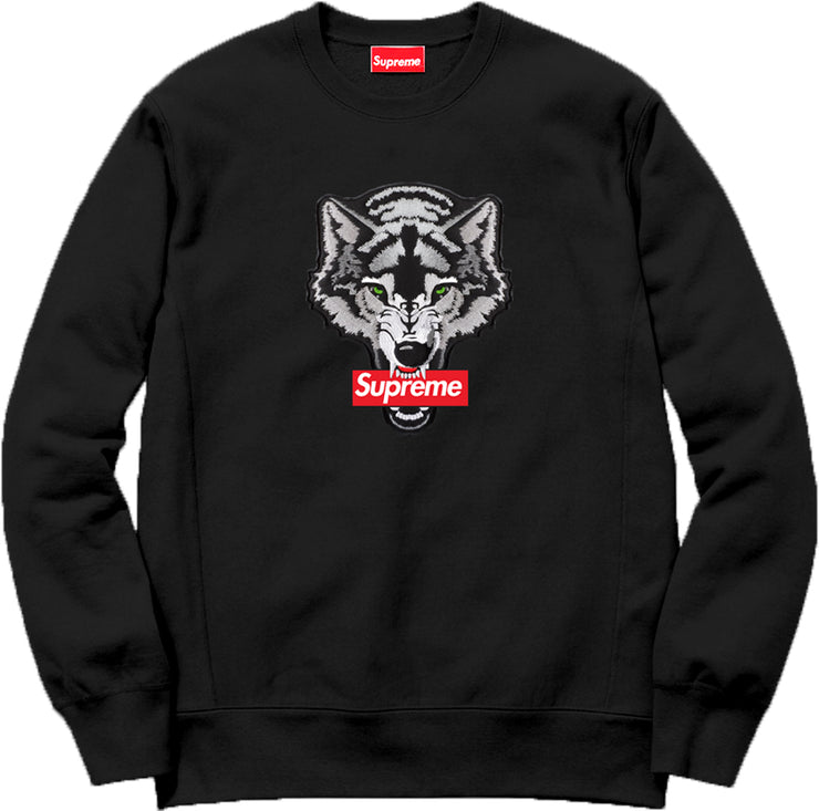 Supreme Spain – Sudadera Con Logo Bordado