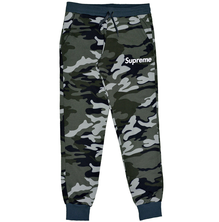 Supreme Spain – Pantalones Camouflage