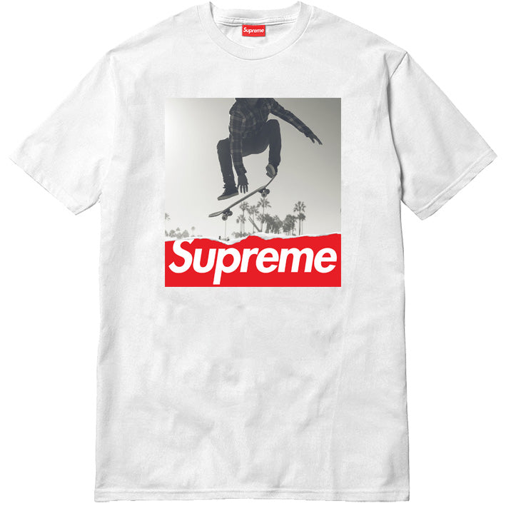 Supreme Spain – T-Shirt Skateboardin'