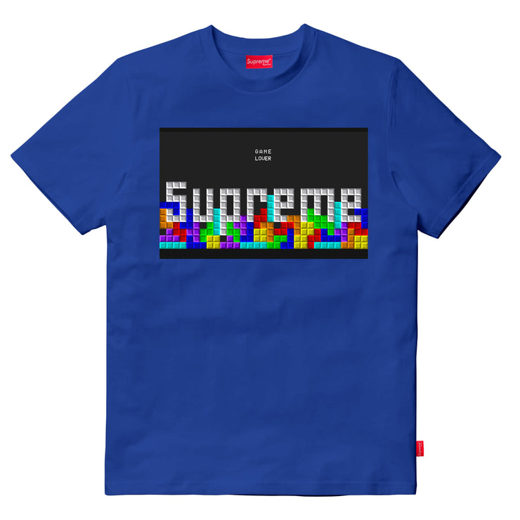 Supreme Spain - T-Shirt Game Lover - COLECCIÓN SS19