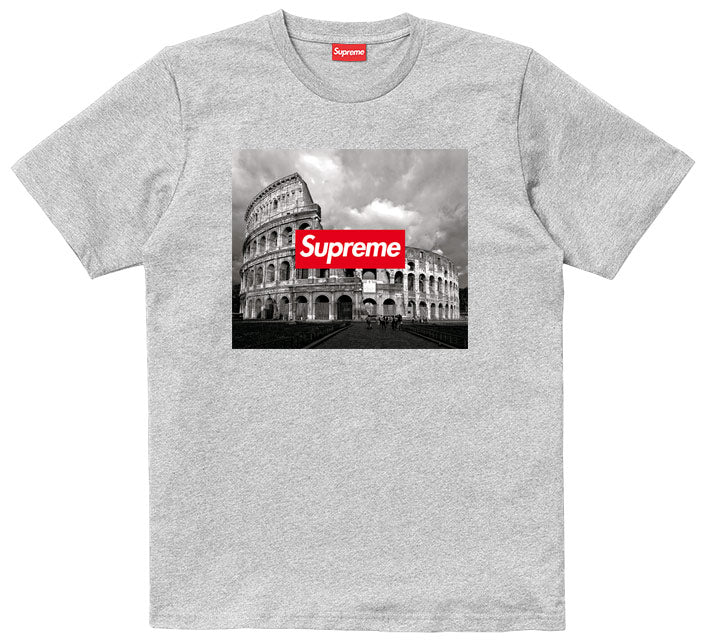 Supreme Spain – T-Shirt Colosseo