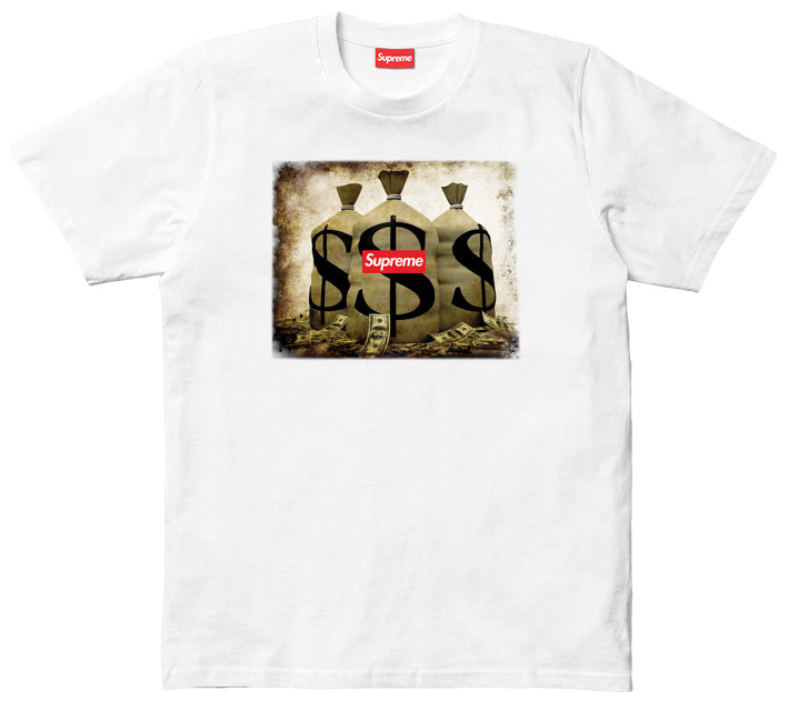 Supreme Spain - T-Shirt Dollars