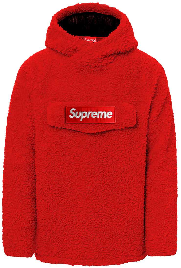 Supreme Spain - Sudadera Capucha Con Aleta Frontal - FALL/WINTER COLLECTION '19/'20