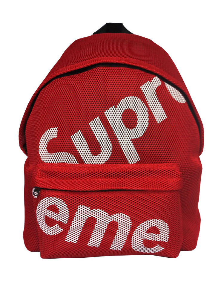 Supreme Spain - Mochila Con Logo Estampado- COLECCIÓN FALL/WINTER '19/'20