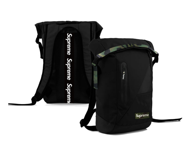 Supreme Spain - Mochila Con Broche y Velcro - COLECCIÓN FALL/WINTER '19/'20