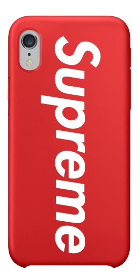 Supreme Spain - Cover Luxury I-Phone XR