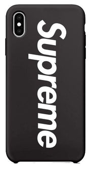 Supreme Spain - Cover Luxury I-Phone XS Max
