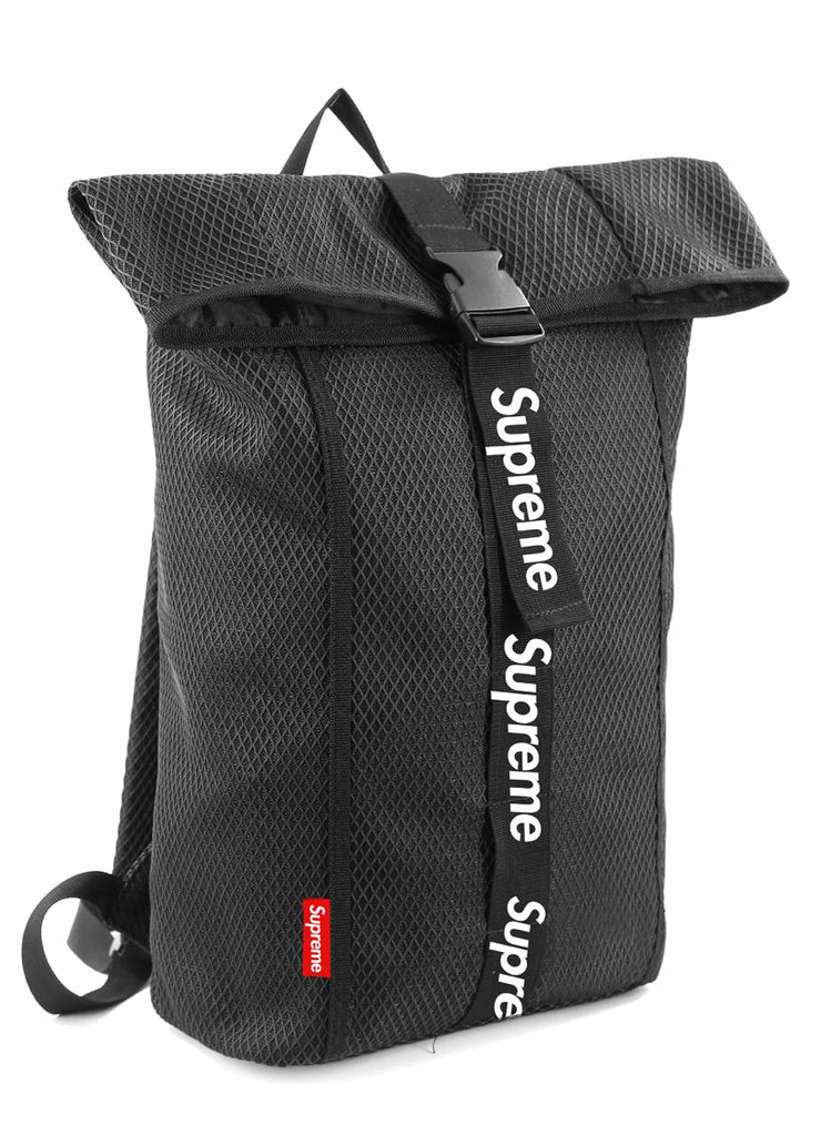 Supreme Spain - Mochila Con Broche - COLECCIÓN FALL/WINTER '19/'20