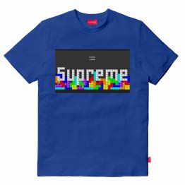 Supreme Kids – T-Shirt Tetris