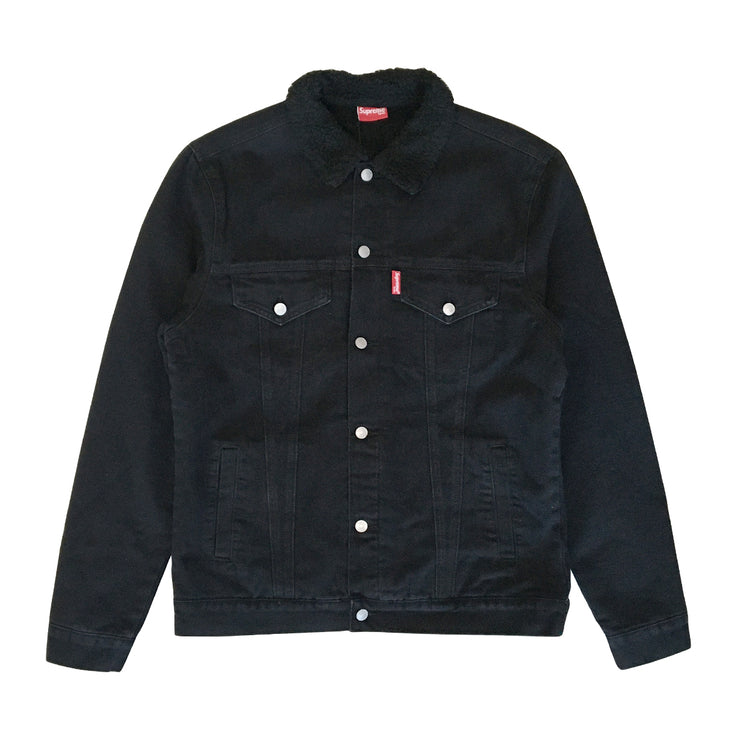 Supreme Spain  - Chaqueta De Jeans Logo Bordado - COLECCIÓN FALL/WINTER '19/'20