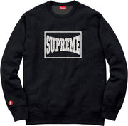 Supreme Spain - Sudadera Logo Bordado - COLECCIÓN FALL/WINTER '19/'20