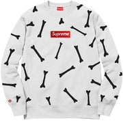 Supreme Spain - Sudadera Estampada Allover - COLECCIÓN FALL/WINTER '19/'20