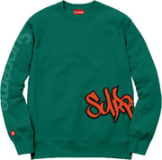 Supreme Spain - Sudadera Bordada + Estampada - COLECCIÓN FALL/WINTER '19/'20