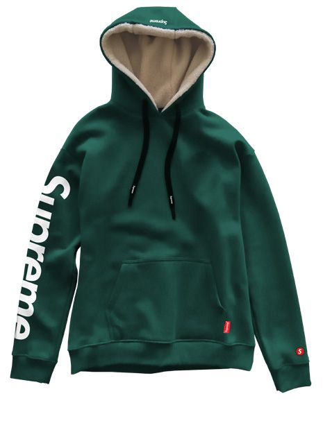 Supreme Spain - Sudadera Capucha Estampada - COLECCIÓN FALL/WINTER '19/'20