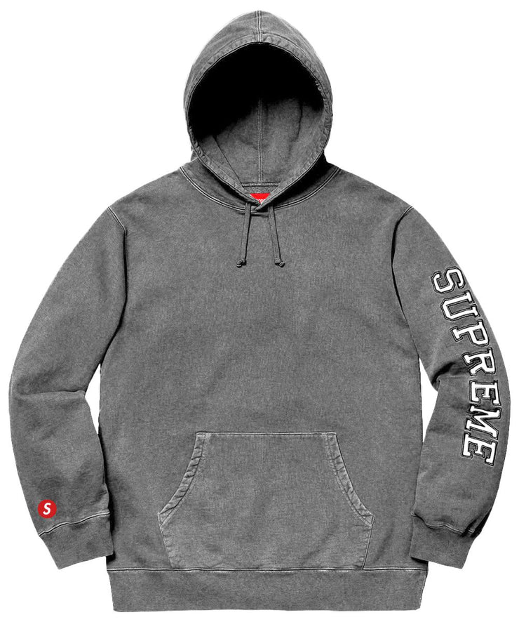 Supreme Spain - Sudadera Capucha Bordada En La Manga - COLECCIÓN FALL/WINTER '19/'20