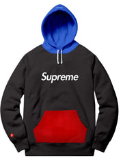 Supreme Spain - Sudadera Capucha Tricolor - COLECCIÓN FALL/WINTER '19/'20