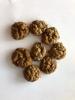 Puppy Puffs with Carob, A No-Grain Dog Treat