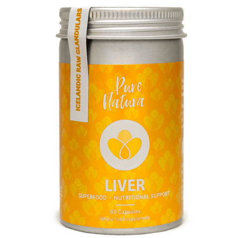 Pure Liver - Icelandic Produce