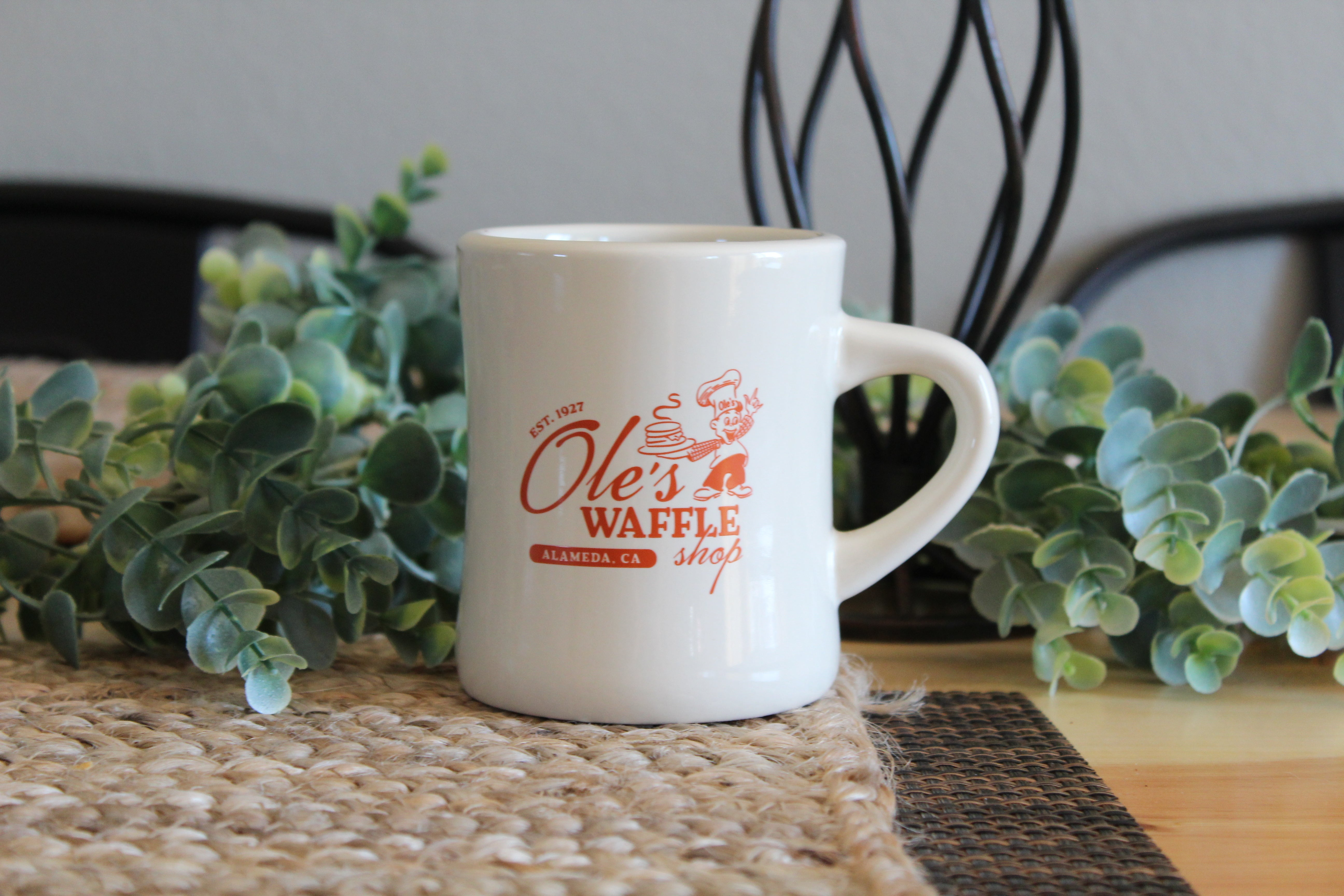 Ole's Coffee Mug - Ole's Original Breakfast Mixes